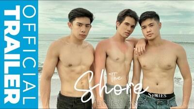 The shore. Philippines