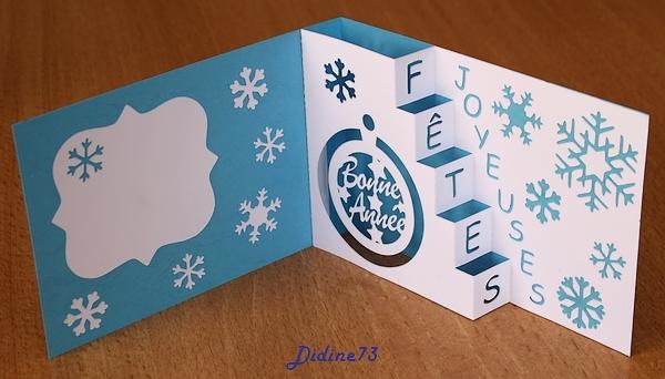 SAL cartes de voeux, étiquettes cadeaux ou bricoles de Noël (M-8) -3