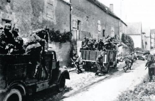 France 3 diffusera demain soir le documentaire «Une division SS en France, Das Reich», qui raconte ce mortel été 1944 – attention, certaines images choqueront les âmes sensibles.