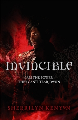"""Invinsible"" de Sherrilyn Kenyon"