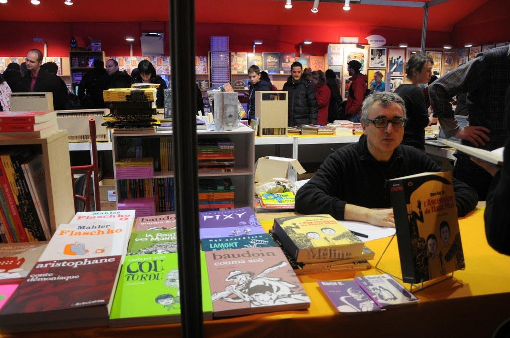 Le festival de la BD à Angoulême (3)