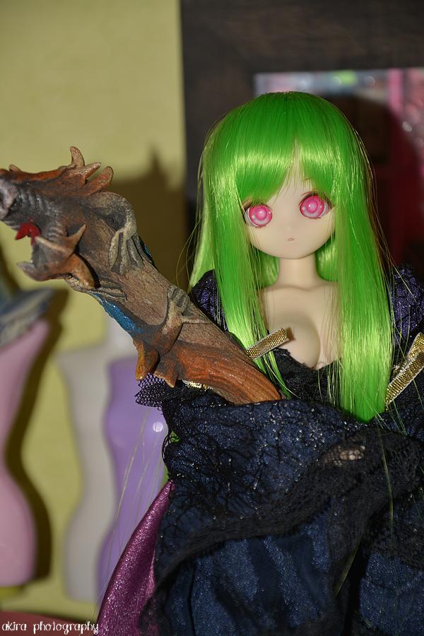 La chambre d'une sorcière