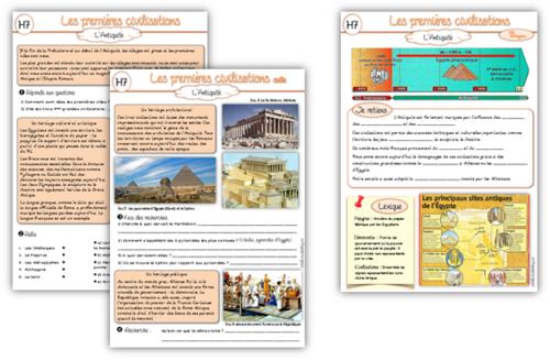Histoire CE2