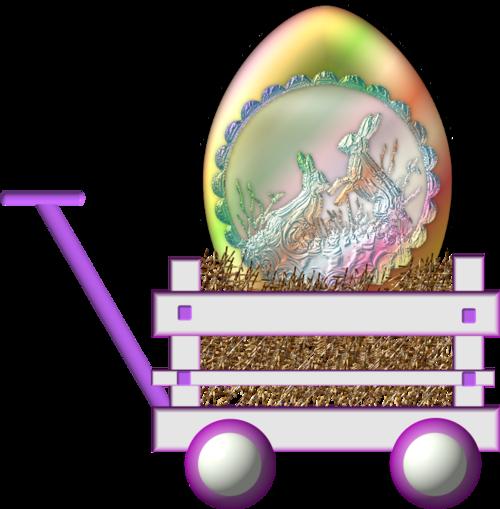 charette de Pâques