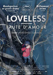 Affiche Loveless/Faute d'amour
