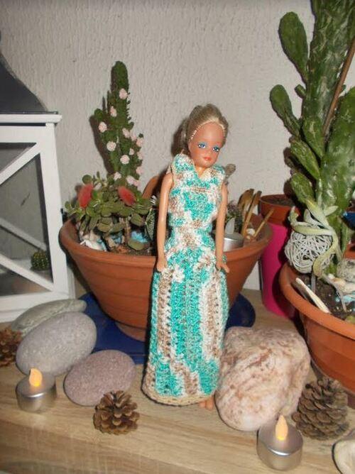 """Barbie """"Noisette"""" de Françoise"""