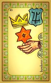Le Bonheur - Oracle Belline - Regard sur un autre monde - Spiritualité