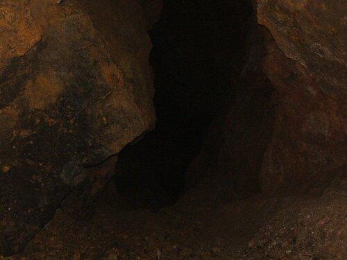 MINE DE MONT-ROC (Tarn) Goethite