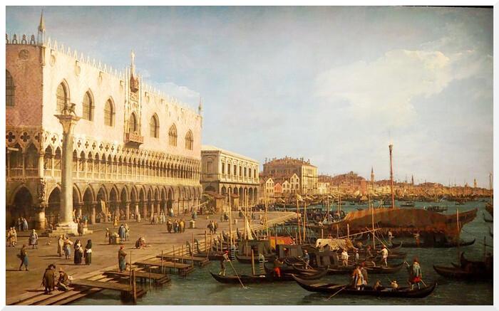 Exposition Venise au Grand Palais