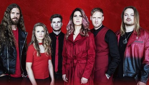 "DELAIN - ""Masters Of Destiny"" (Clip)"
