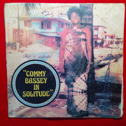 Commy Bassey - In Solitude - Complete LP