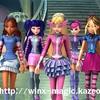 Winx Fairy College à Alfea