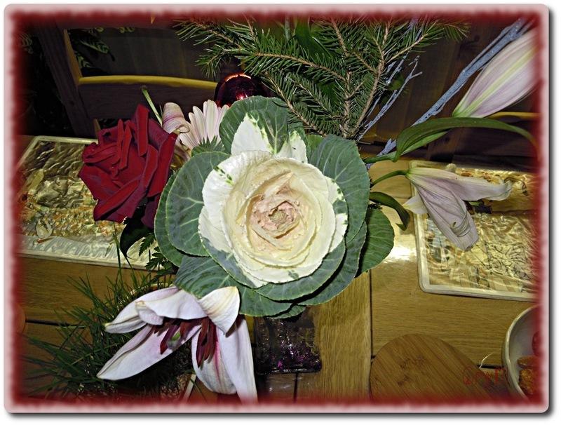Un bouquet de fête