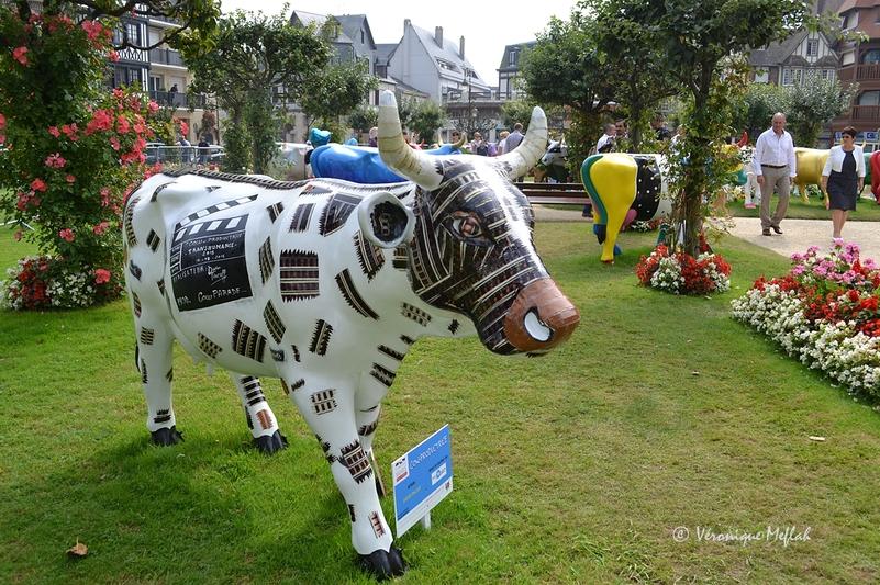 La Cow Parade à Deauville 2