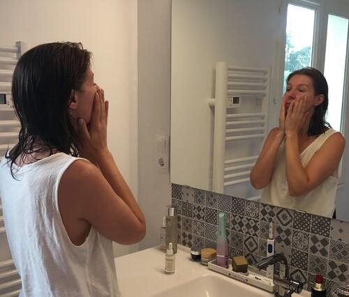 Test Essence concentrée éclat et sérum Vinoperfect de Caudalie (Campagne TRND)