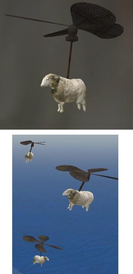 Moutons Volants