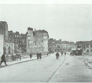 rue Bannier à Orléans