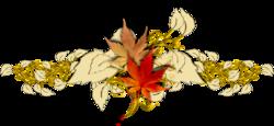 Séparateurs automne