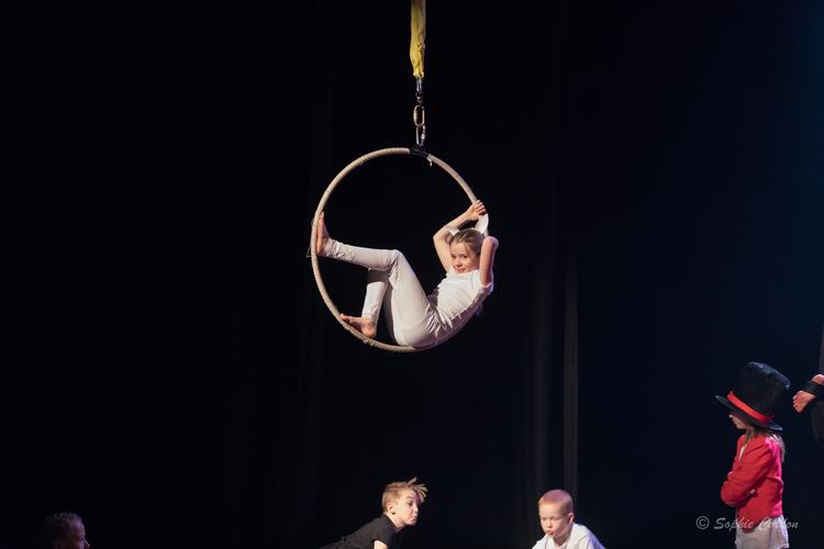 Le retour du cirque
