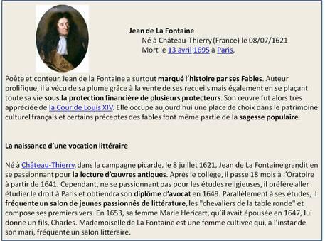 Le Singe-J.de La Fontaine-fable-