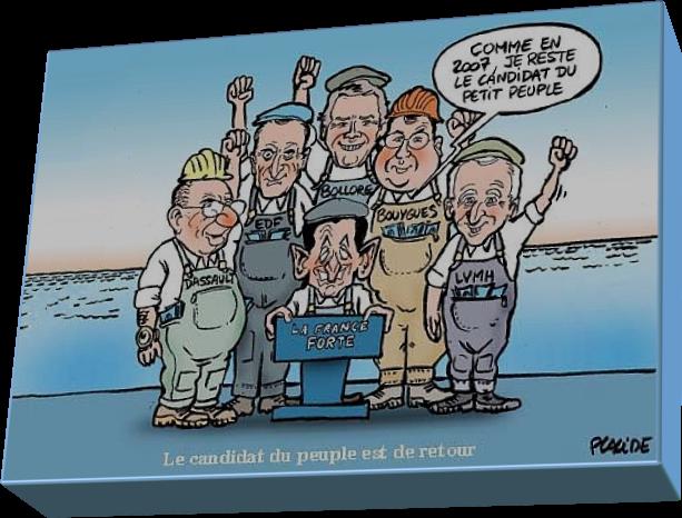 La France Forte...!(Humour)