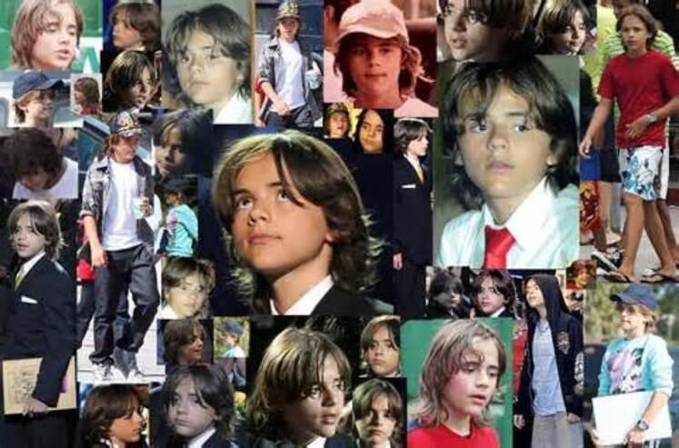 Né un 13 Février , Prince Mickael Jackson Jr, fils de Mickael Jackson, Verseau ascendant Scorpion