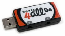Mouse4all  : Controler sa tablette ou smartphone Android avec un ou deux contacteurs