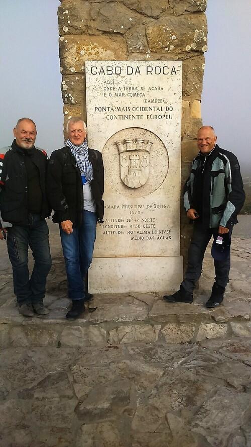 13 Octobre Nazaré-Cabo de Roca-Lisbonne