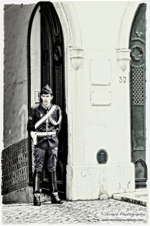 Lisboà - Part I: Visite Générale