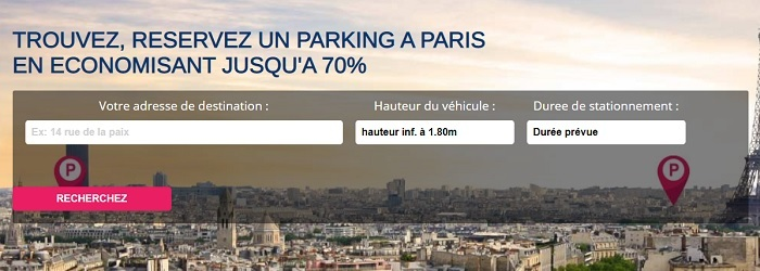 parking Tuileries