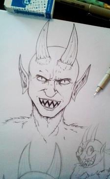 Le Diable de Cuphead - 6 visages