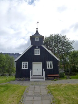 Les églises du nord de I à N