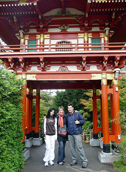San Francisco Japonese Garden nous 3