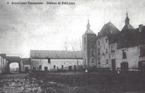 Château de Petit-Leez