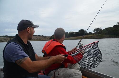 Journée de pêche à Warrnambool