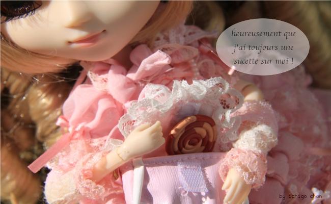 Le petit chaperon rose
