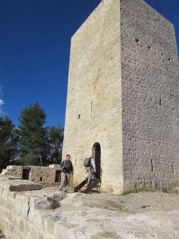 La tour du Défends
