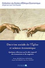 """""""Doctrine sociale de l'Église et science économique"""", publié en 2013"""