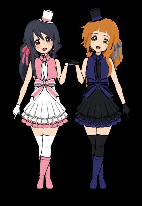 [YuRi] Le jolie petit Duo
