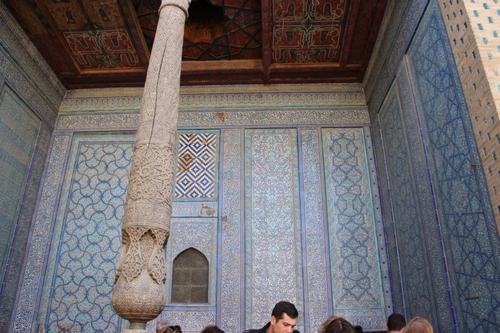 Khiva : le palais Tach Khaouli et la madrasa Allakouli Khan