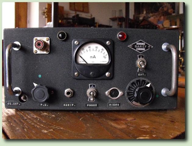 Emetteur AM  VHF F8YG
