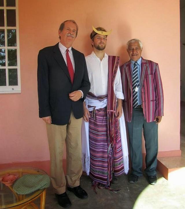 Au Timor oriental