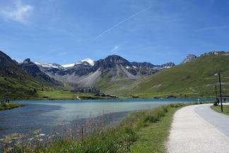 paysage Tignes