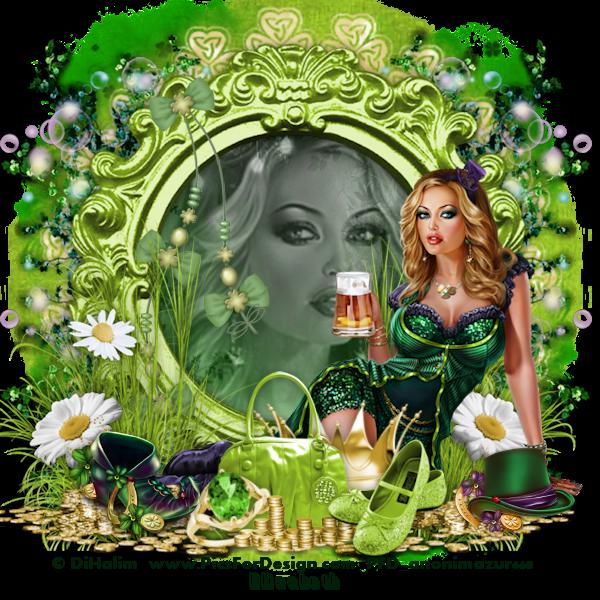 Défi St Patrick 17 Mars