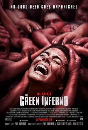 The Green Inferno de Eli Roth