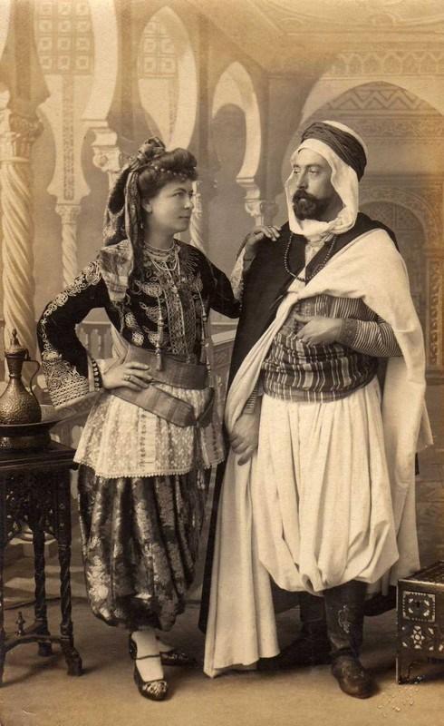 Blog de mumus : mumus, Juliette et l'Emir Abdelkader