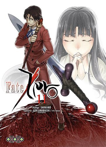 Fate/zero - Tome 11 - Takashi Takeuchi & Gen Urobushi
