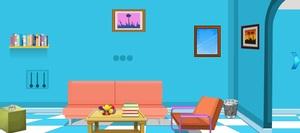 Jouer à Bonny blue room escape