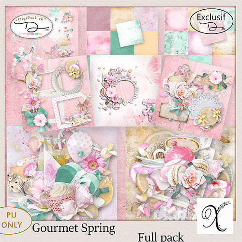 Gourmet spring
