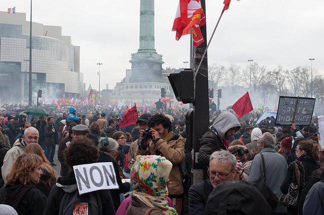 Loi sur le travail: la manip' judiciaire anti-manifestants